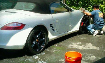1 Deluxe Full-Service Car Wash (a $40 value) - On the Level Auto Spa in Staten Island
