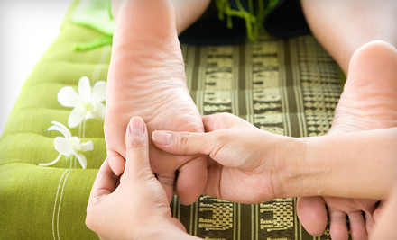 Good for Two 30-Minute Reflexology Foot Treatments - Healing Touch Reflexology in Carlsbad