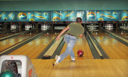 Two Games of Bowling Per Person and Shoe Rental For Two (up to a $24.50 value) - Strikers Family Sportscenter in Rock Hill