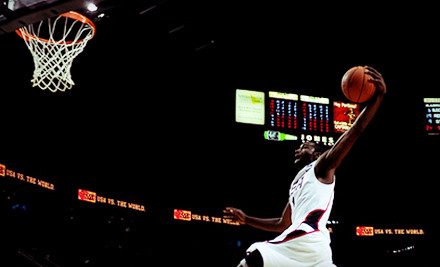 Nike Hoop Summit at the Rose Garden on Sat., Apr. 7 at 7PM: Reserved 100-Level Seating - Nike Hoop Summit in Portland