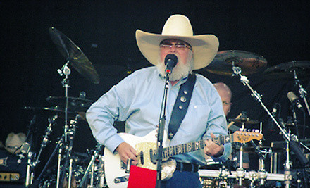 The Charlie Daniels Band at The Lynn Auditorium on Thur., Mar. 22 at 8PM: Floor or Balcony Seating - The Charlie Daniels Band in Lynn