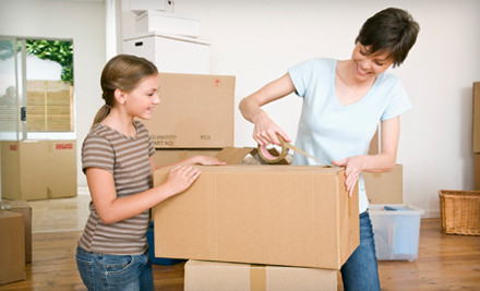 15-Carton Small-Move Package (a $59 value) - Beltway Movers in Rockville