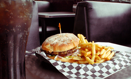 Burger Meal for 2 People  - Dairy-Ette in Dallas