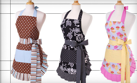 $ 30 Groupon to Flirty Aprons - Flirty Aprons in