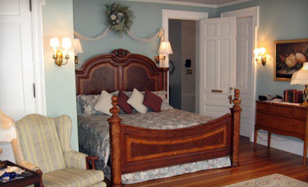 2-Night Stay for Two Valid SundayThursday - The Oliver Inn in South Bend
