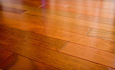 Up to 200 Square Feet of Floor Refinishing - H&H Custom Homes, LLC in