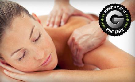 60-Minute Hot-Stone Massage (a $90 value) - Plush Salon and Spa in Mesa