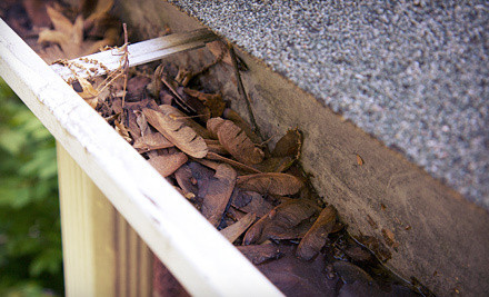 Up to 3,000 Square Feet of Gutter Cleaning (a $325 value) - Premiere Pros in
