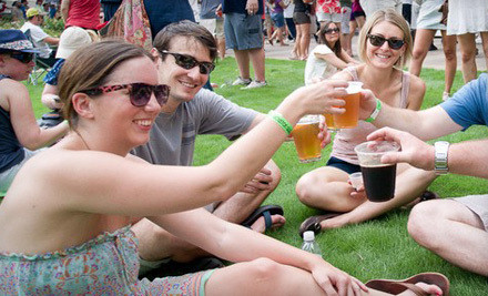 Two Admissions, Festival Wristband, Festival Guide, and 10 Complimentary Tasting Tickets Per Person  (a $55 value) - Houston Beer Festival in Houston