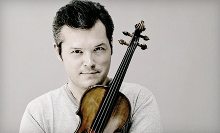 Vadim Repin and Itamar Golan at Jordan Hall on Sun., Mar. 18 at 8PM: Best-Available Seating - Vadim Repin and Itamar Golan in Boston
