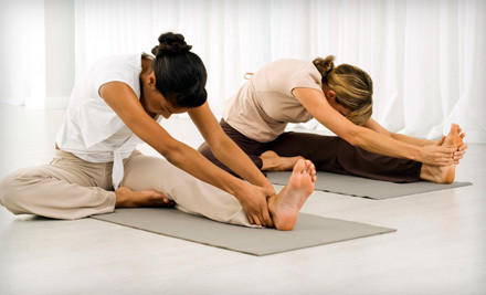 10 Yoga Classes (a $130 Value) - Get Fit Yoga in Dublin