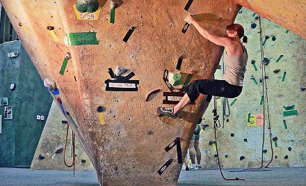 All-Day Indoor Climbing for 2 (a $54 value) - Inner Peaks in Charlotte