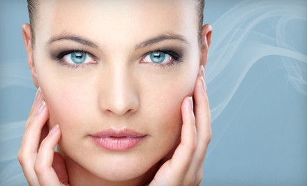 Two-Hour Spa Package, Includes One-Hour Facial and One-Hour Makevoer (a $176 value) - Steven Merrill Studio in Houston