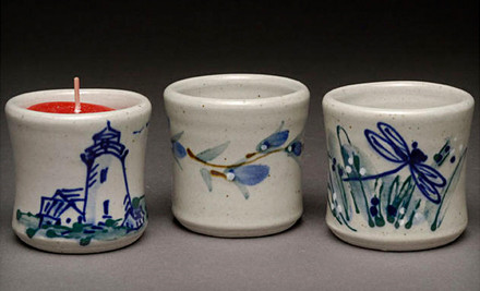 $40 Groupon - Great Bay Pottery in North Hampton