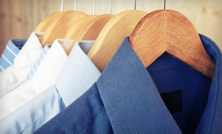 $30 Groupon for Dry Cleaning - Elegant Cleaners USA in
