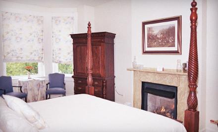 Two-Night Stay for Two, Valid SundayThursday  - Freemason Inn Bed & Breakfast in Norfolk