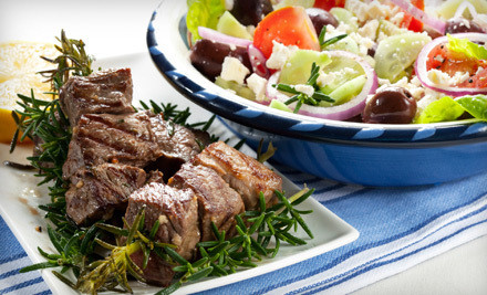 Dinner for 2 (an $87 value) - Athena Mediterranean Cuisine in Brooklyn