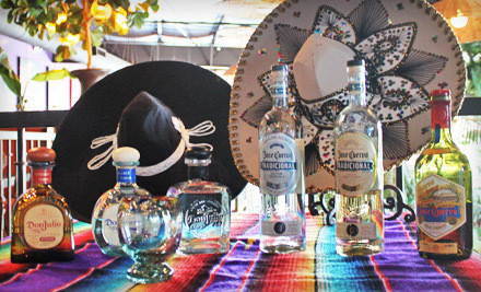 4-Course Tequila Tasting With Pairings for 1 (a $108 value). Valid on Saturdays. - No Mas! Cantina in Atlanta