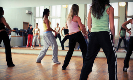 8 Adult Zumba Classes (a $96 value) - Peace Groove & Happiness Studio in Georgetown