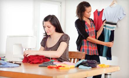 2 Sewing Classes with Materials Included for One (up to a $240 total value) - Winnie's Fashion Design in Nashville