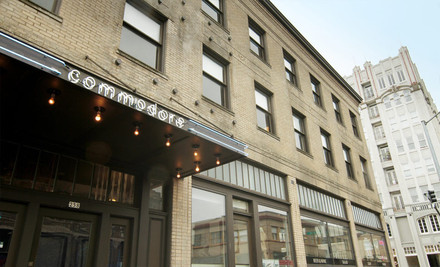 Two-Night Stay for Two in a Cabin Room, Valid SundayThursday Through December 27 - Commodore Hotel Astoria in Astoria