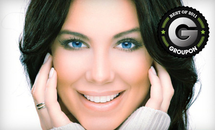 $99 for Dental Package with Opalescence Teeth Whitening, Exam, Cleaning, and X-rays at SNR Dental ($553 Value)