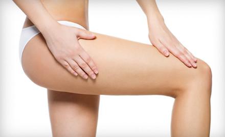 3 Vaser Shape Cellulite-Reduction Treatments (a $1,500 value) - Premier Aesthetics of North Scottsdale in Scottsdale
