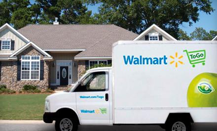Walmart To Go - Walmart To Go in