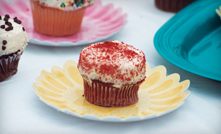 1 Dozen Cupcakes (a $30 value) - In The Mix Bakery in Plano