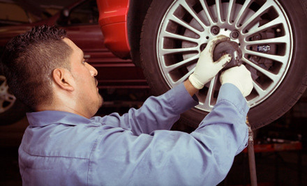 One Tire With Installation and Balancing (a $100 value) - Arandas Tires & Rims in Chicago