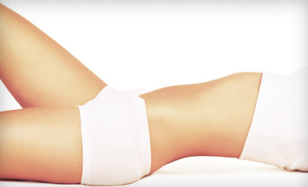 Mlis Body-Contouring Wrap for Abdomen and Thighs  - Lotus Holistic Body Spa, Salon & Fitness Club in Centennial