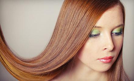 90-Minute Keratin Treatment - Salon Xcess in San Diego