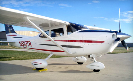 Private-Pilot Course for 1 - Chicagoland Aviation in Romeoville