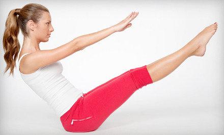 6 Pilates Mat Classes (a $60 value) - Pilates on Pinecroft in The Woodlands