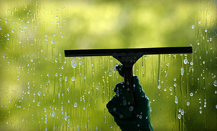 Window Cleaning for One Story - A1 Seasonal Services in