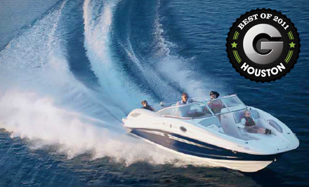 2-Hour Boat Rental (a $184 value) - Carefree Boat Club in Seabrook