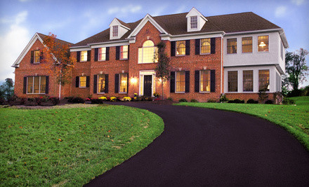 Seal Coating for a 3-Car Driveway of up to 1,200 square feet, Plus up to 175 Linear square feet of Crack Sealing  - Sealcoat City Inc. in