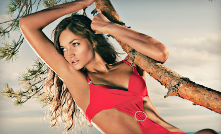 1 Mobile Spray-Tan Session (a $30 value) - Kissed Airbrush Tanning in