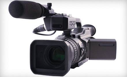 Special-Event Video Package (a $625 value) - Click Media Services in
