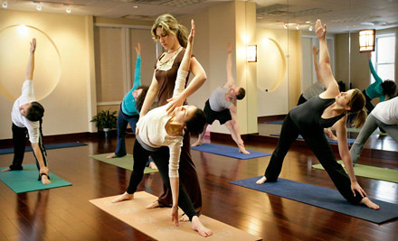 5-Class Yoga Pass (a $95 value) - Vitality Yoga in Queens