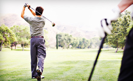 3 Private Lessons for 1 - Mark S. Macy Golf Instruction in Sunol