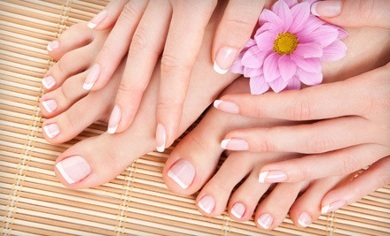 Portland: $20 for Mani-Pedi at Best Nails & Spa ($40 Value)
