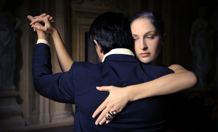 2 Private Ballroom Dance Lessons for 1 or 2 People  - Mousai Studios in Tacoma