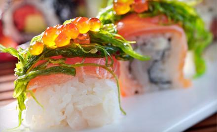 $30 Groupon to Tony's Japanese Restaurant - Tony's Japanese Restaurant in Eldersburg