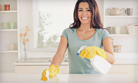 Two-Hour Deep-Housecleaning Session (a $180 value) - Crown Cleaning Co. in