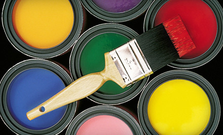 3-Hours of Interior or Exterior Painting (a $249 value) - A Lasting Impression in