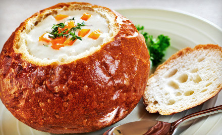 $10 Groupon to Soupbox - Soupbox in Chicago