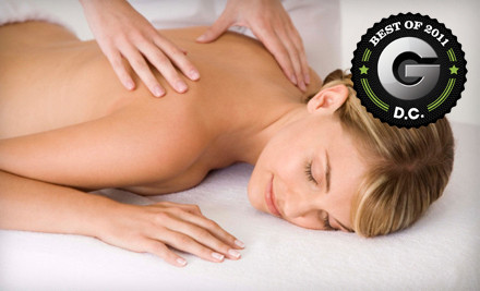 60-Minute Individual Swedish Massage (a $70 value) - Tea Spa  in Silver Spring