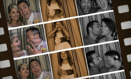 2-Hour Photo-Booth Package valid MondayThursday (a $640 total value) - Perfect Pixel Photobooth in