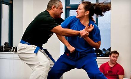 4 Self-Defense Classes (a $120 value) - Krav Maga Federation in Manhattan